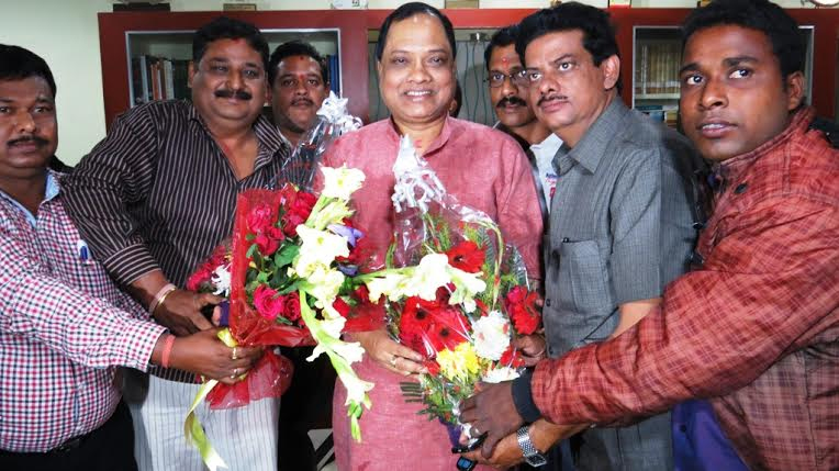 Prasad Harichandan The new Odisha PCC Chief