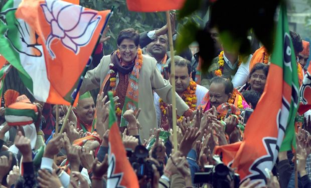 BJP leaders directed to hold rallies in all 70 seats in Delhi Assembly Election