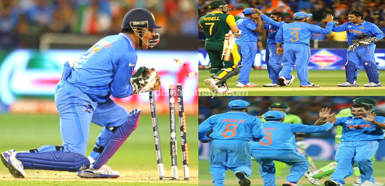 Back-to-back wins key for India, says MSD