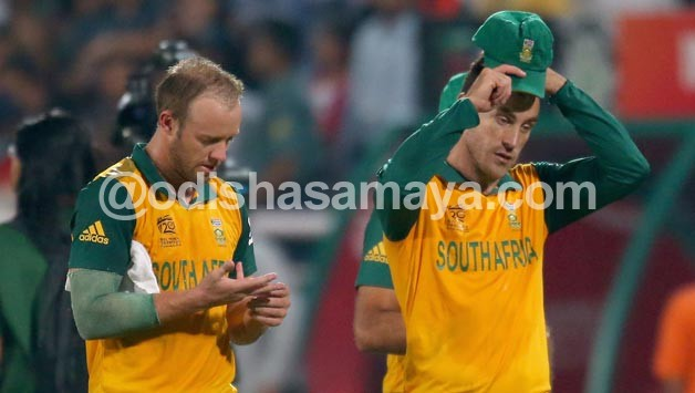 If you lose like that, you should get some criticism: FAF Du Plessis