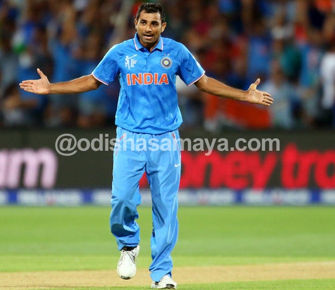 Mohammed Shami, the leader of Indian pace battery now!