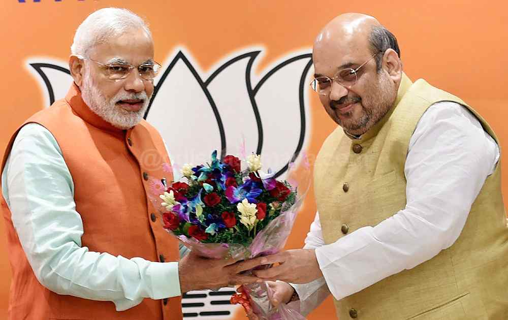 BJP hopes to be the World's largest Political Party after its membership crosses 8-crore mark