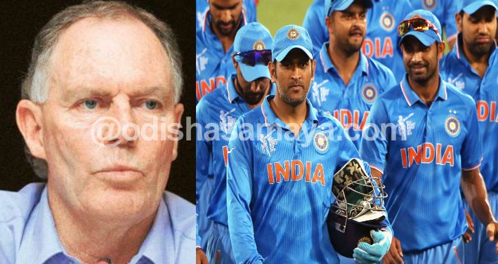 Dhoni and Co. will blow away B'desh, says Greg Chappell