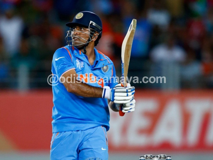 Dhoni jumps to 8th in ICC ODI Rankings