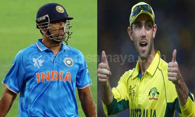 MSD, Maxwell searched the most in Google!