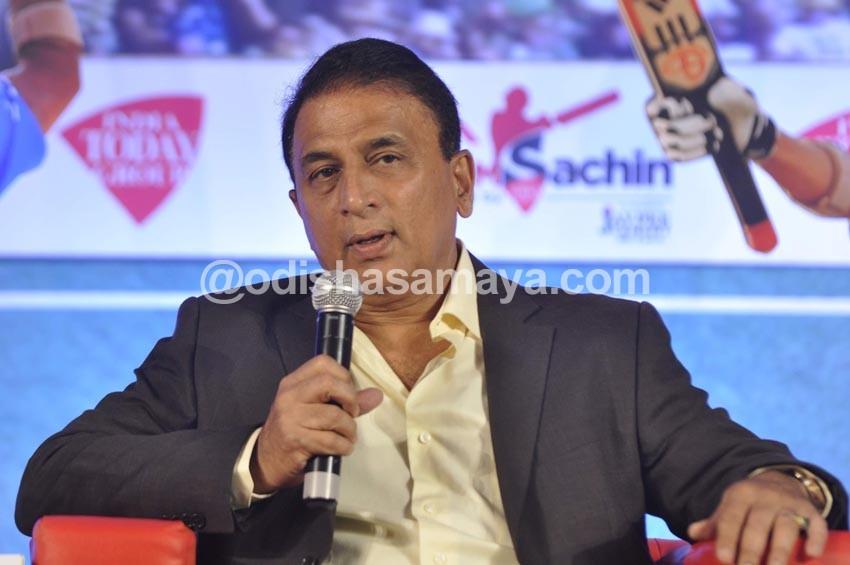 Sunil Gavaskar interview