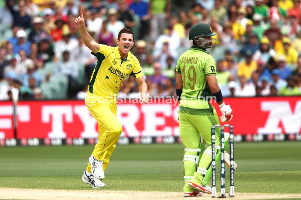 World Cup 2015: Pakistan sets a 214-run target for Aussies