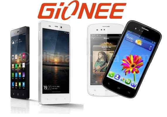 Gionee News