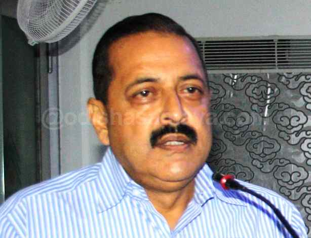 Jitendra Singh urges people not to panic saying the J&K government can deal with any situation
