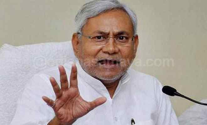 Nitish aims to bring Bihar among top 5 states in immunisation