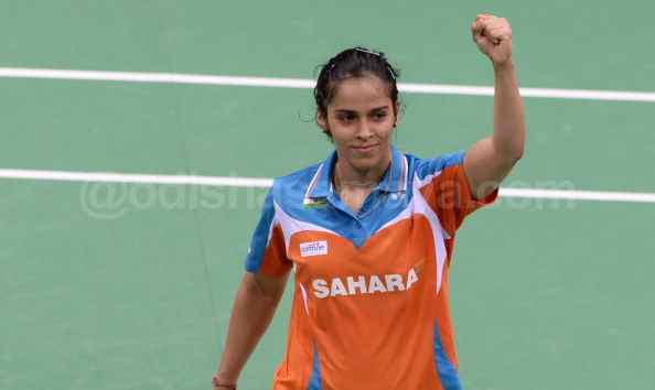 Saina Nehwal through to the Australian Open Quarter-Finals
