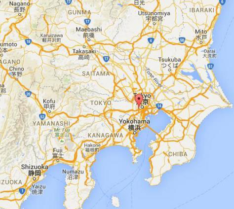 6.9 magnitude Quake struck South of Tokyo, No threat of Tsunami