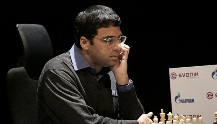 Anand plays out a draw against Carlsen, Shares 4th Slot with Nakamura