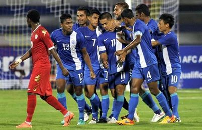 Guam beat India, Chhetri becomes First Indian Footballer to Score 50 International Goals