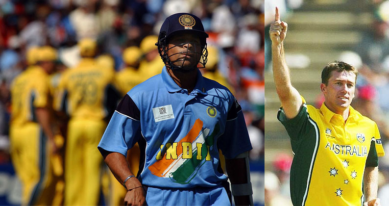 Indians still haven't forgiven me for getting Sachin out in the 2003 World Cup final: Glenn McGrath