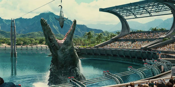 Jurassic World: The highest global opener of all time