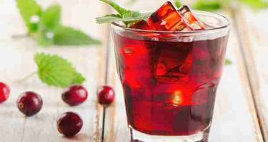 Low-Calorie Cranberry Juice may Help Lower the Risk of Heart Disease, Diabetes