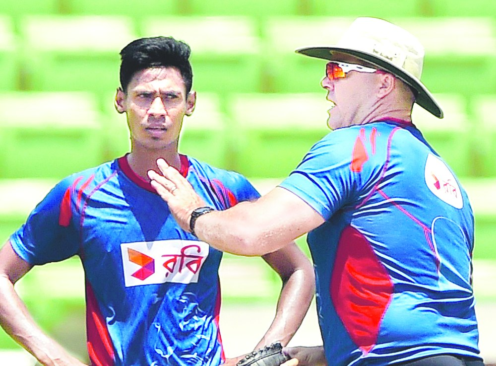 Mustafizur has to execute his skills more regularly and consistently: Heath Streak
