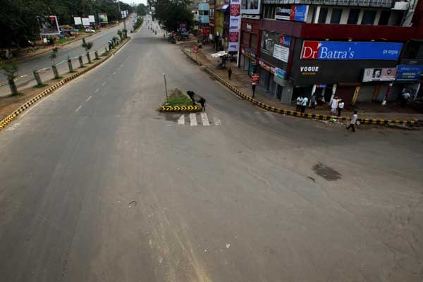 Odisha Bandh: Normal Life Disrupted, Harichandan expresses Gratitude to People for Lending Support