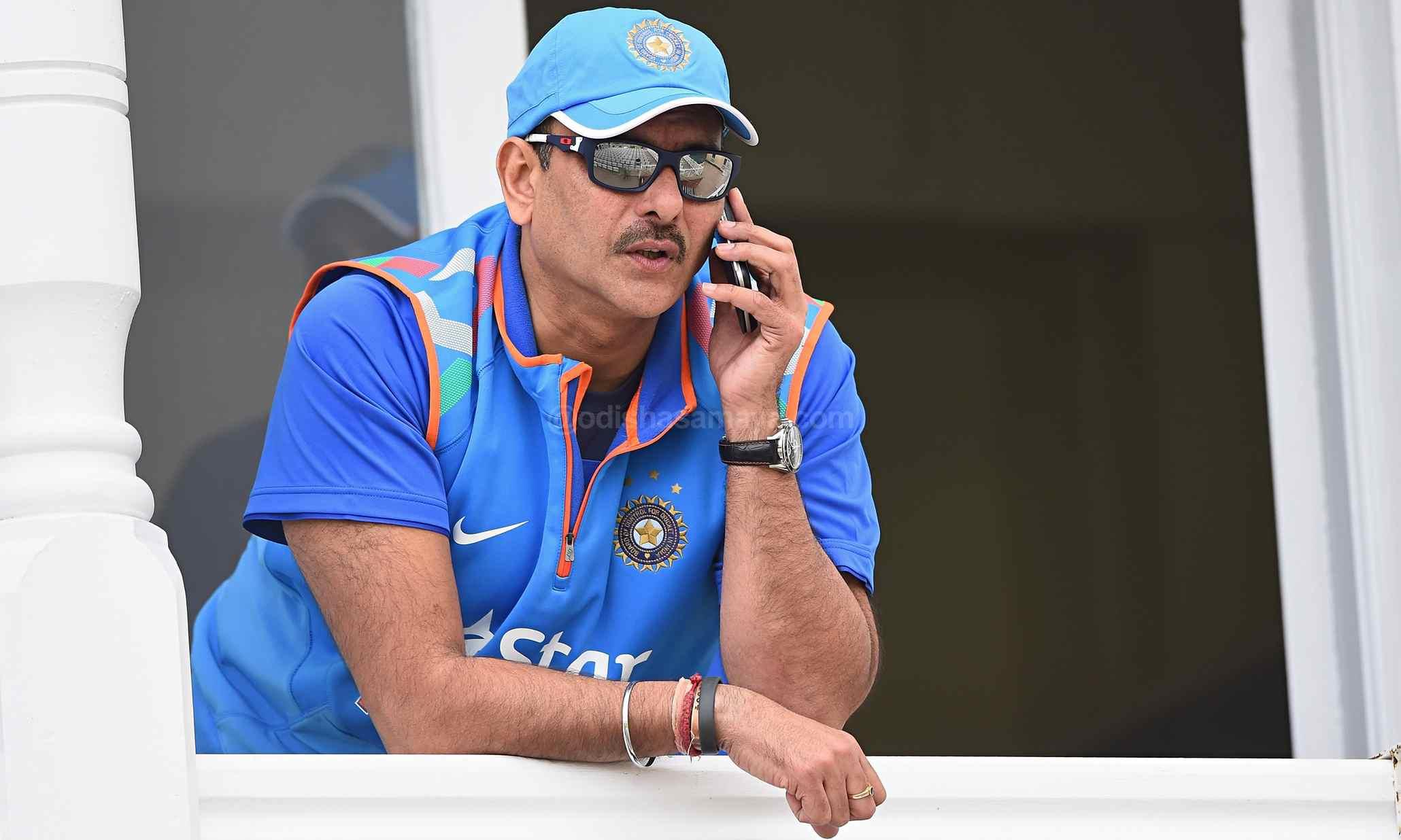 Ravi Shastri to continue as India's de facto coach