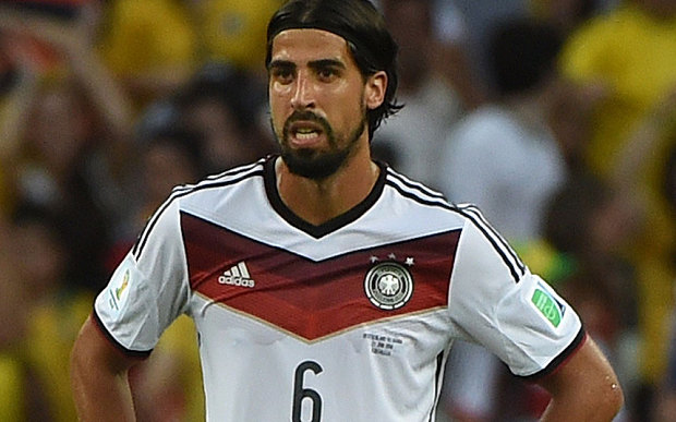 Sami Khedira All set to move From Madrid to Juventus, Agrees on a 4-Year Deal