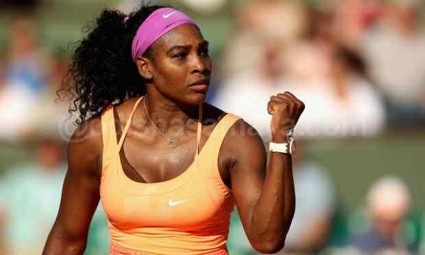 Serena Williams in Final, Beats Timea Bacsinszky in Semi