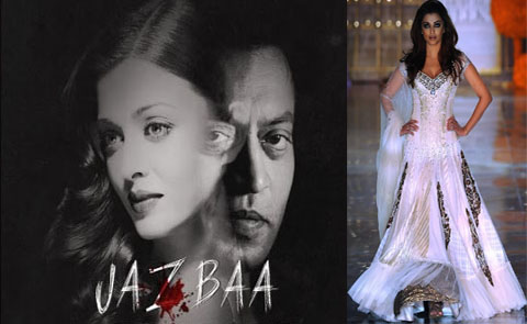Aishwarya Returns to Bollywood with 'Jazbaa', Returns to Ramp in Manish Malhotra's ICW 2015