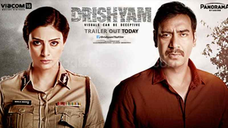 Ajay Devgn Praises Tabu, Says the Role of a Stern Cop couldn't have been done by anybody else