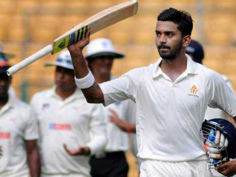 Chennai: Rahul misses out of a Hundred, Australia A rule Day-1 against India A