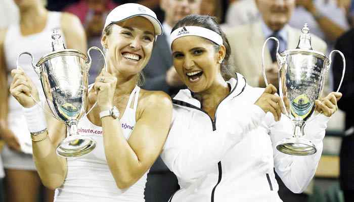 Childhood Dream Comes True with Wimbledon Title, Next Goal US Open: Sania Mirza
