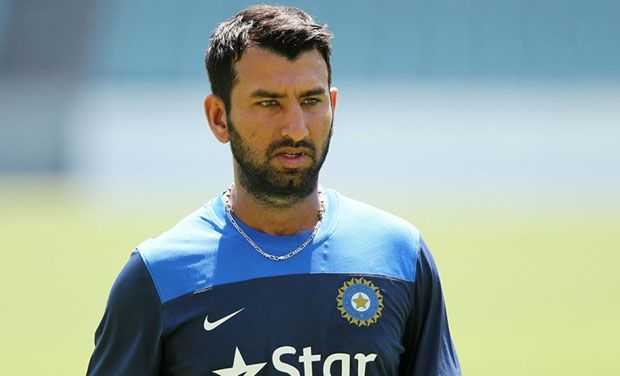 Dravid's Presence will Help Quite A Lot: Cheteswar Pujara