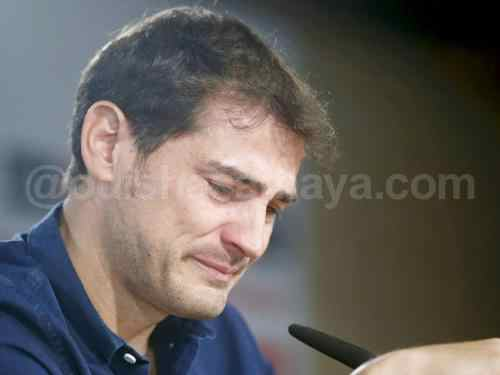 End of a Real Era as Legendary Casillas Breaks 25 Year Affair with Madrid, Joins Porto