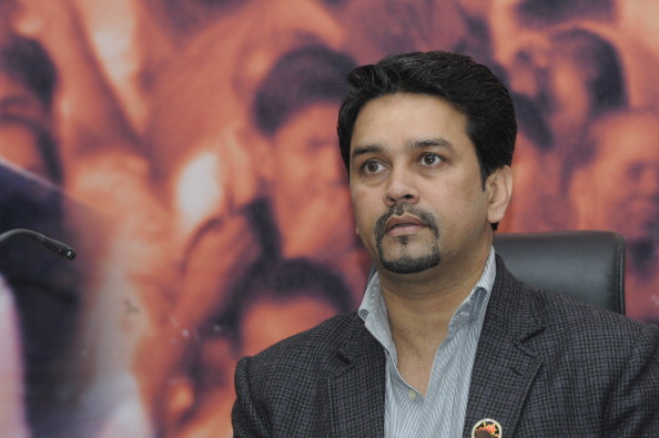 First Organizing Committee Meeting for ICC World T20 2016 to Take place on Aug 7: Anurag Thakur