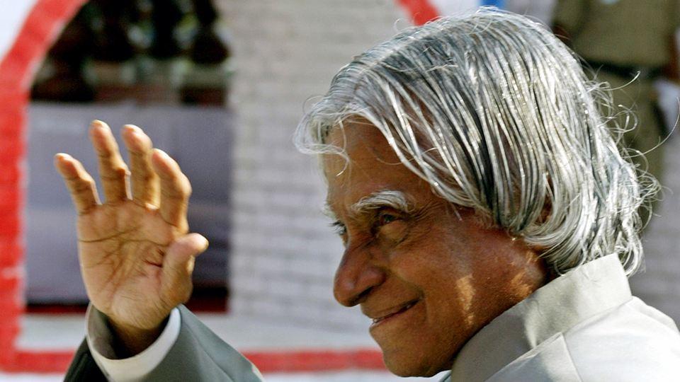 Former President Dr. APJ Abdul Kalam Passes Away