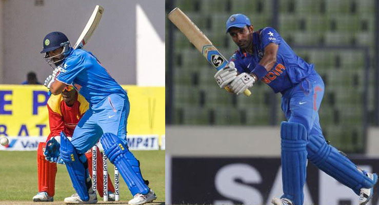 Harare: India sets 179-Run Target for Zimbabwe in First T20