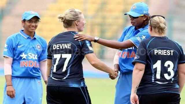 Indian Women Grasp a Consolation Win over Kiwi Eves in 3rd T20