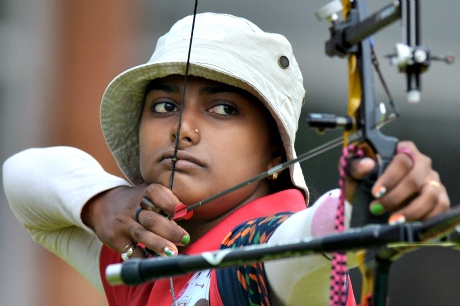 Indian Women's Archery Team Earns Rio Olympic Quota