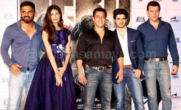 Suraj Pancholi will be next Salman as he will replace me in Future: Salman Khan