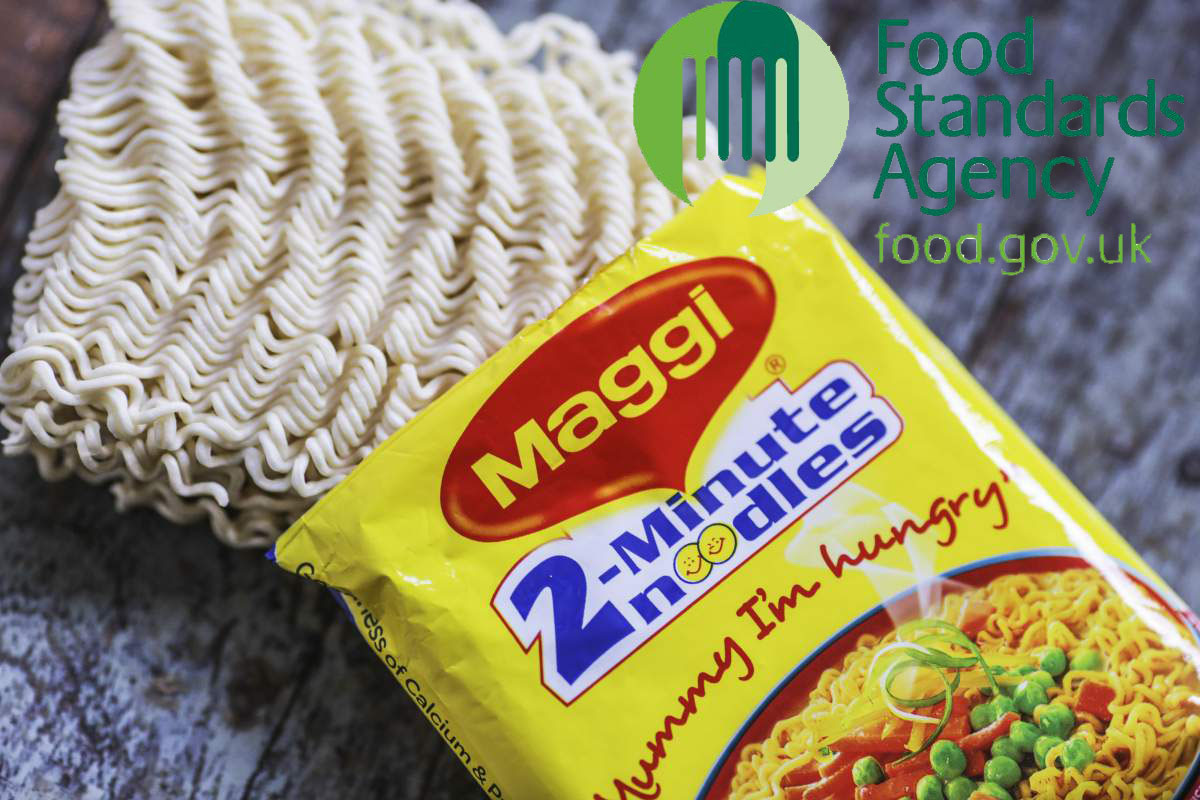 UK's Food Standards Agency Gives Clean Chit to Nestle for India-manufactured Maggi