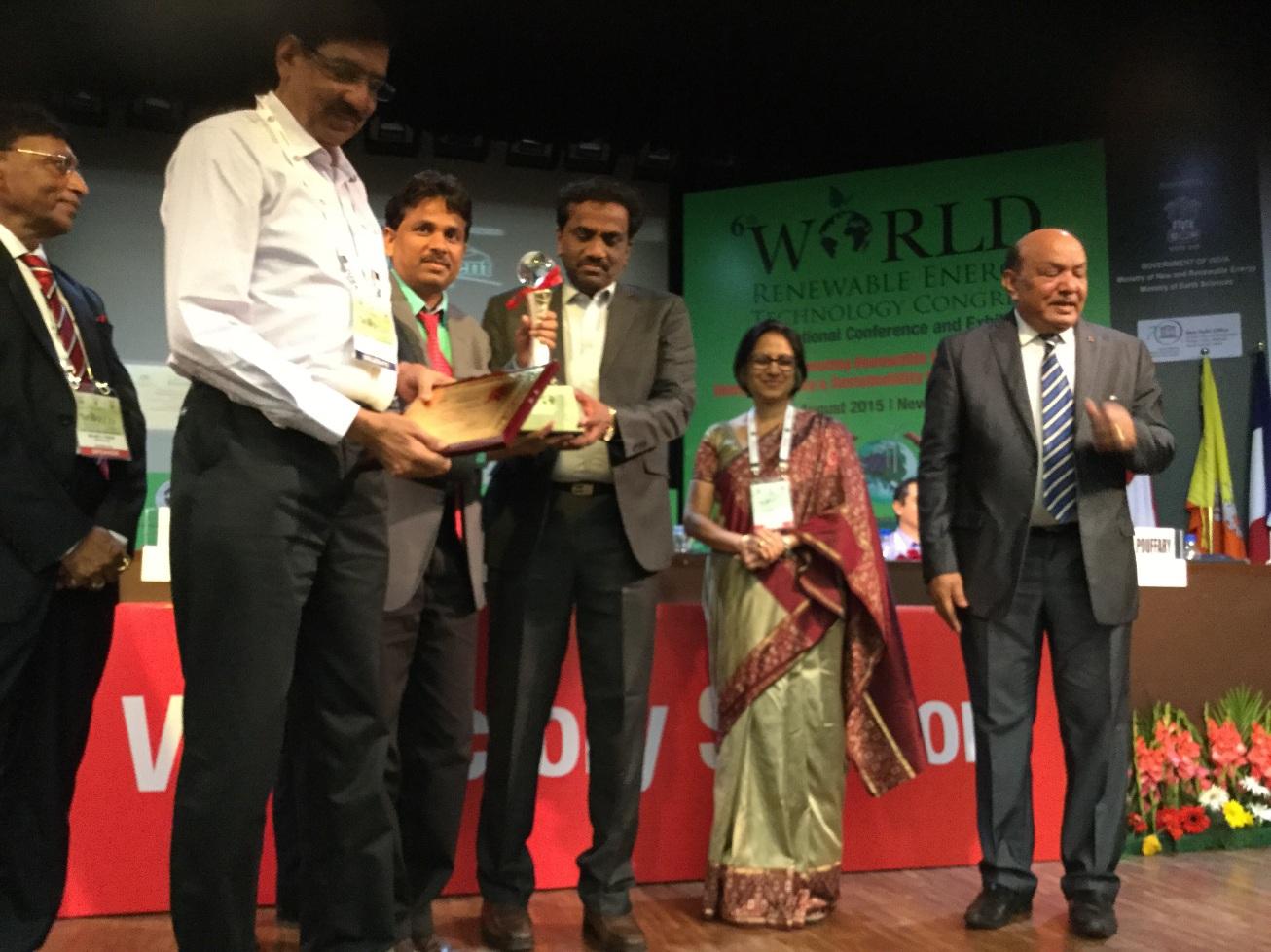 Award to JSPL Barbil