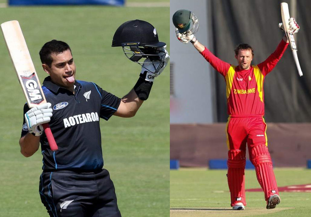 Ervine Spoils Taylor's Party, Praises Showered for Zimbabwe in Twitter