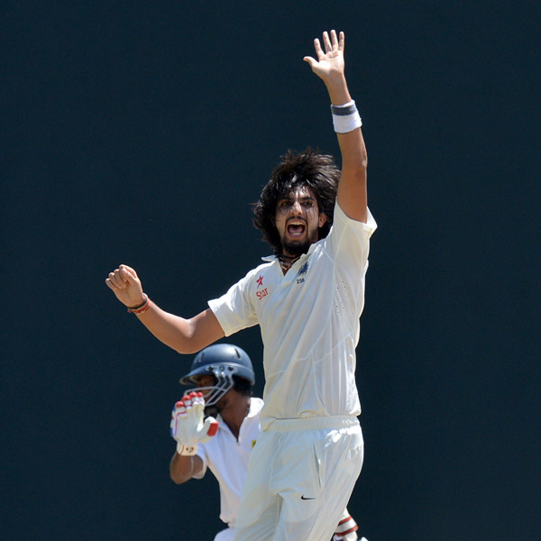 Ishant's Five-Fer Guides India to Get rid of Sri Lanka President XI in Practice Match