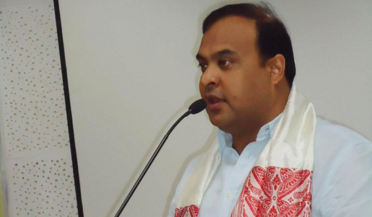 Himanta submits resignation from Assam house