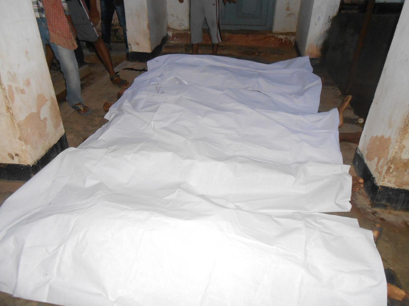 Sundargarh Seven Kabaddi Players Died in Road Mishap