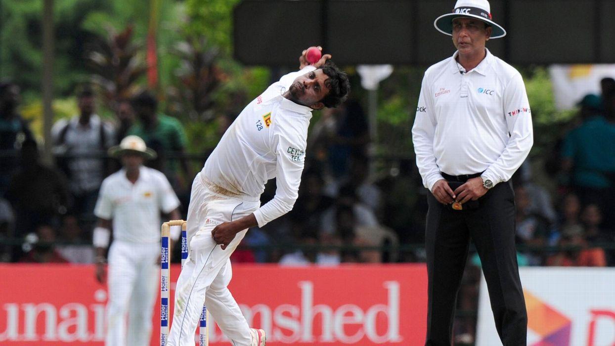 Tharindu Kaushal Banned from Bowling Doosra