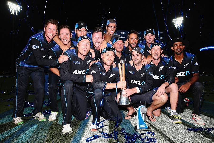 New Zealand National Cricket Team