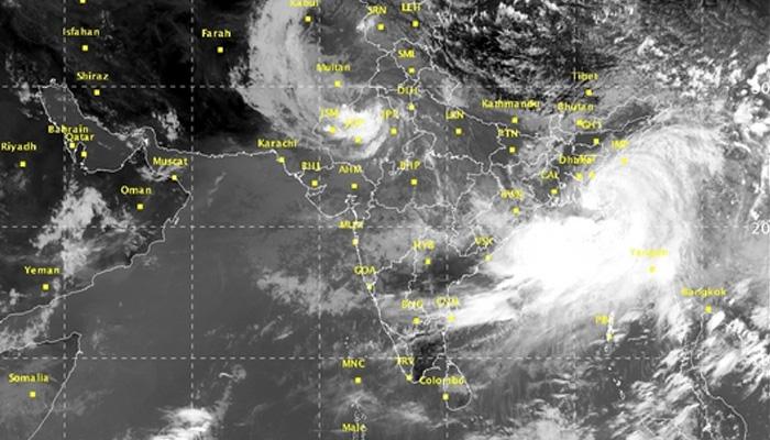 cyclone tocsin sounded in odisha by imd odisha samaya