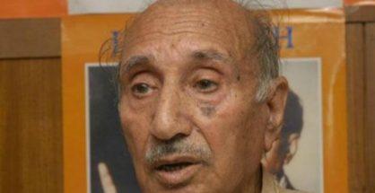Former Jan Sangh Prez Balraj Madhok Dies at 96 SAMAYA