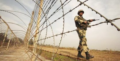 Bangladeshi National Arrested Near Indo-Pak Border