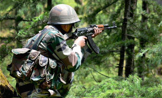 Assam: 6 militants killed, one Army personnel injured in encounter